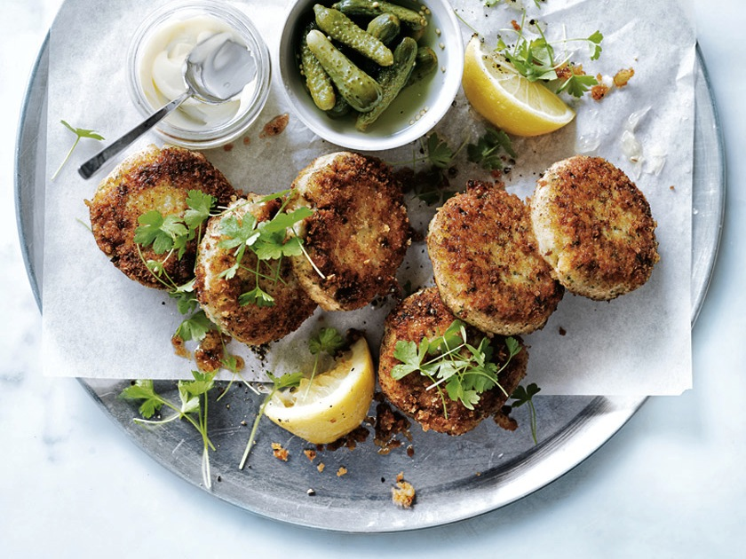 Tuna fish cakes cooking up a storm for Tuna fish cake recipe