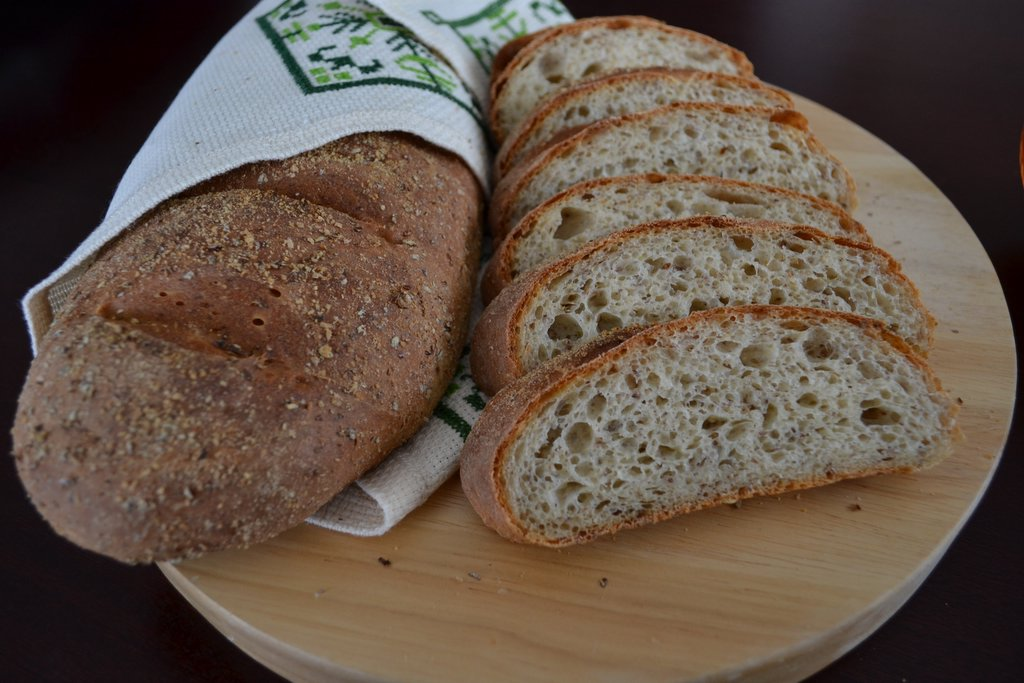 Aniseed Bread